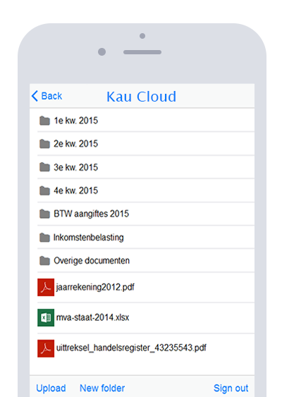 Kau Cloud Mobile